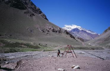 Mont Aconcagua - Argentine